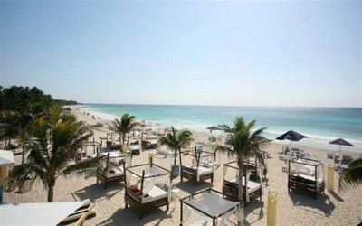 Beach Club Riviera Maya