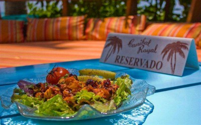 Comer en Playa del Carmen Canibal Royal