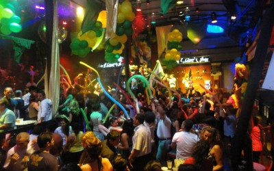 Playa del Carmen Night Club Coco Bongo