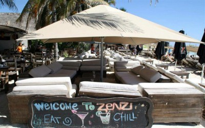Beach club Zenzi