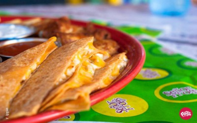 Señor Frogs Eat Food Menu