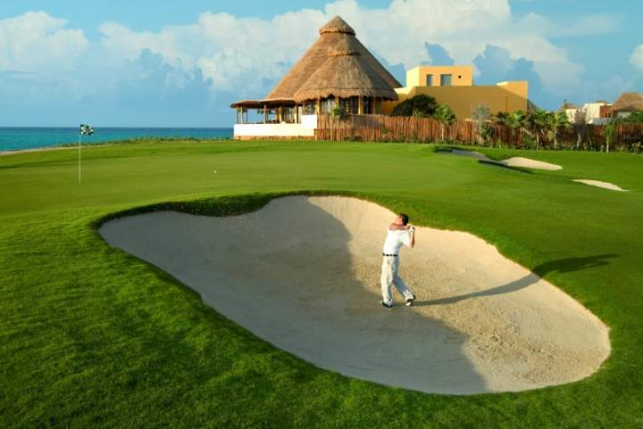 Golf en Playa del Carmen - The best Riviera Maya